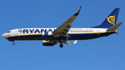 EI-EFY - Boeing 737-8AS - Ryanair