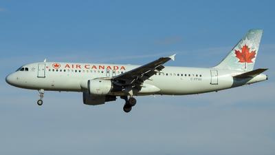 C-FFWI - Airbus A320-211 - Air Canada