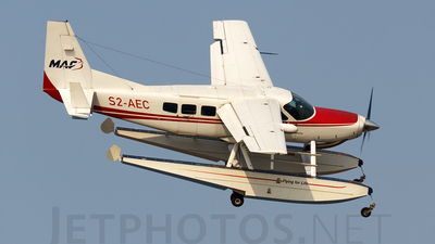 S2-AEC - Cessna 208 Caravan - Mission Aviation Fellowship