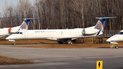 A picture of N21129 - Embraer ERJ145XR - United Airlines - © Guy Langlois