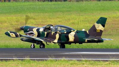 29-08 - SIAI-Marchetti SF260TP - Philippines - Air Force