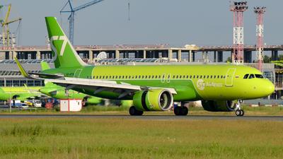 VP-BTB - Airbus A320-271N - S7 Airlines