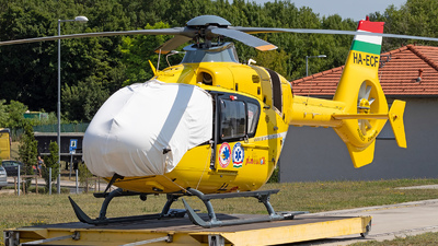HA-ECF - Eurocopter EC 135T2 - OMSZ Légimentõ (Air Ambulance Hungary)