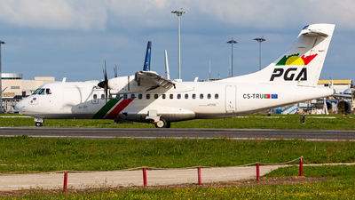 CS-TRU - ATR 42-600 - PGA Portugália Airlines (White Airways)