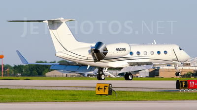 N501RB - Gulfstream G-IV - Private