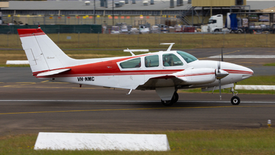 VH-NMC - Beechcraft 95-C55 Baron - Private