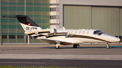 OE-FPM - Cessna 525 Citationjet CJ2 - Jet 24 International Charter Service