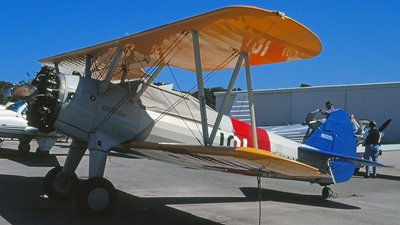 N65101 - Boeing A75N1 Stearman - Private