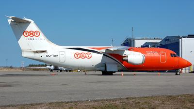 OO-TAR - British Aerospace BAe 146-200(QT) - TNT Airways