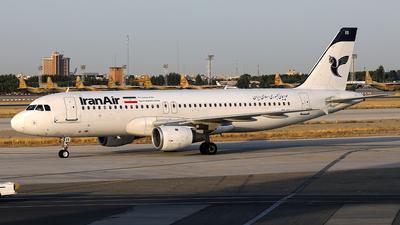 A picture of EPIEE - Airbus A320211 - Iran Air - © Mohammadreza Farhadi Aref