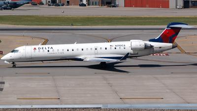 N390CA - Bombardier CRJ-701ER - Delta Connection (Endeavor Air)