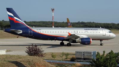 VQ-BBB - Airbus A320-214 - Aeroflot