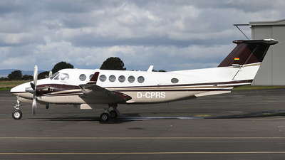 D-CPRS - Beechcraft B300 King Air 350 - Star Wings Dortmund