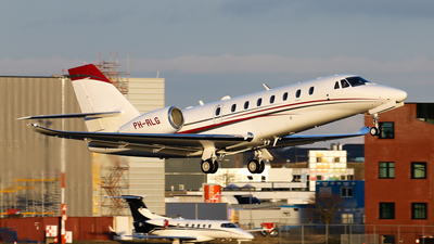 PH-RLG - Cessna 680 Citation Sovereign - Private
