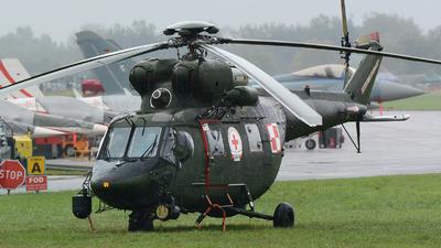 0419 - PZL-Swidnik W3RL Sokol - Poland - Army