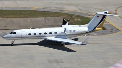 A picture of TCEDH - Gulfstream G450 - [4175] - © Firat Cimenli