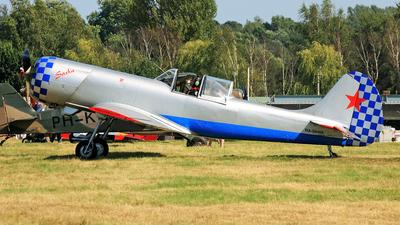RA-3446K - Yakovlev Yak-50 - Yakkes Foundation