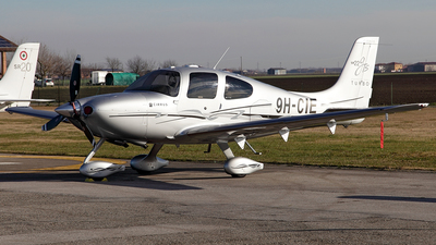 9H-CIE - Cirrus SR22-GTS Turbo - Private
