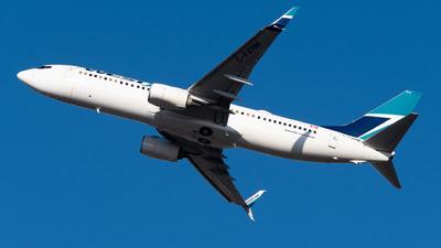 C-FZRM - Boeing 737-8CT - WestJet Airlines