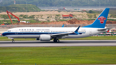 B-1200 - Boeing 737-8 MAX - China Southern Airlines