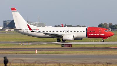 SE-RPK - Boeing 737-8JP - Norwegian