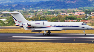 N819SS - Gulfstream G-IV - Private