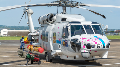 8456 - Mitsubishi SH-60K - Japan - Maritime Self Defence Force (JMSDF)