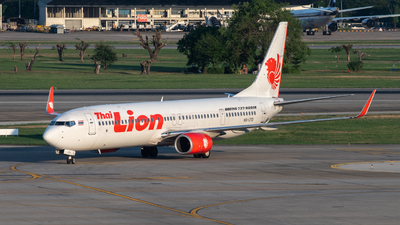 HS-LTO - Boeing 737-9GPER - Thai Lion Air