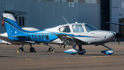 N108PM - Cirrus SR22 Australis - Private