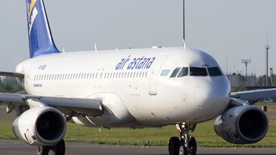 P4-KBD - Airbus A320-232 - Air Astana