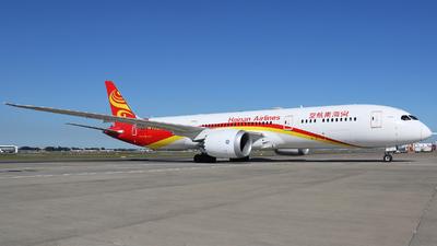 B-207J - Boeing 787-9 Dreamliner - Hainan Airlines