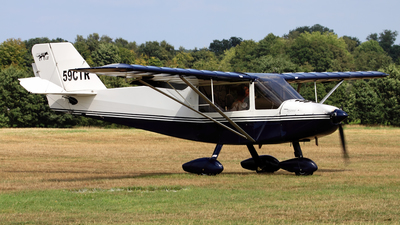 59CTR - Rans S-6ES Coyote II - Private