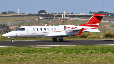 PR-ONE - Bombardier Learjet 40 - Private
