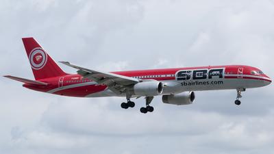 YV288T - Boeing 757-21B - SBA Airlines
