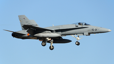 C.15-47 - McDonnell Douglas EF-18A+ Hornet - Spain - Air Force