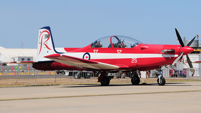 A23-025 - Pilatus PC-9A - Australia - Royal Australian Air Force (RAAF)