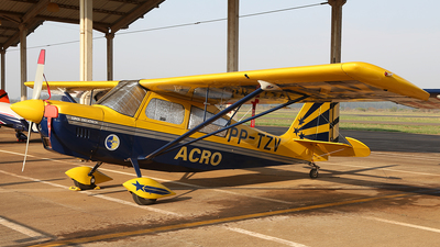 PP-TZV - American Champion 8KCAB Super Decathlon - Private