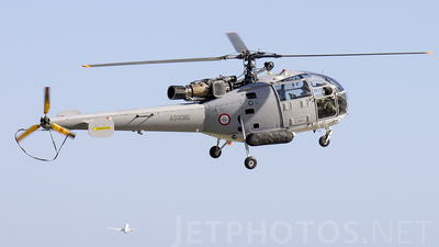 AS9315 - Aérospatiale SA 316B Alouette III - Malta - Armed Forces
