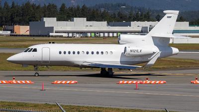 N121LX - Dassault Falcon 900EX - Private