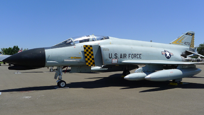 64-0706 - McDonnell Douglas F-4C Phantom II - United States - US Air Force (USAF)