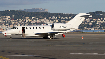 M-PRVT - Cessna 750 Citation X - Private