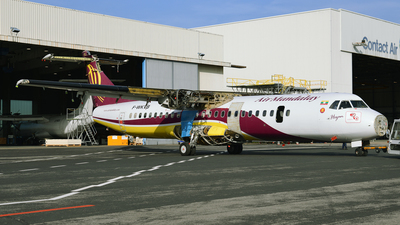 F-WKVB - ATR 72-212 - Air Mandalay