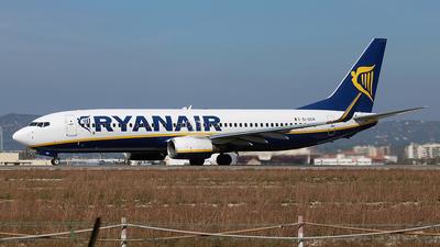 EI-DCM - Boeing 737-8AS - Ryanair