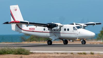 N826X - De Havilland Canada DHC-6-300 Twin Otter - Untitled