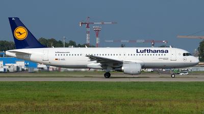 A picture of DAIZL - Airbus A320214 - [5181] - © OSDU