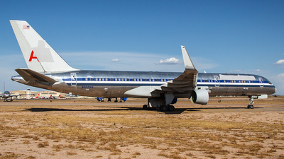A picture of N602AN - Boeing 757223 - [27053] - © Bruce Leibowitz