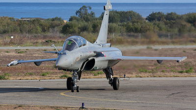 320 - Dassault Rafale B - France - Air Force