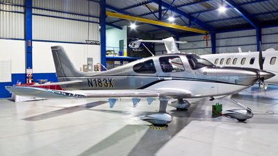 N183X - Cirrus SR22T - Private