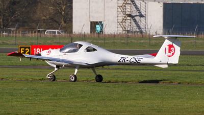 ZK-CSE - Diamond DA-20-C1 Eclipse - L3 Airline Academy