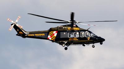 A picture of N388MD - AgustaWestland AW139 - [41336] - © HAOFENG YU